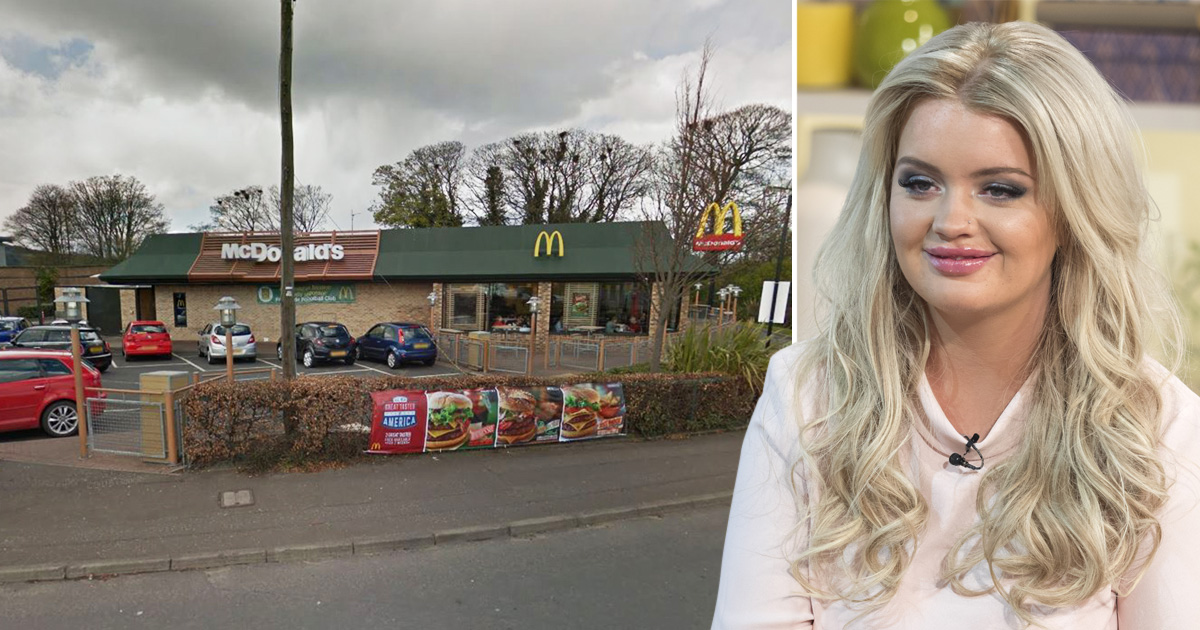 UK's youngest Euromillions winner 'caught drink-driving at McDonald's'