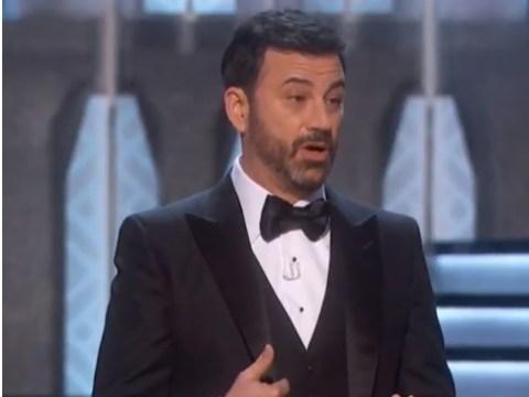 'Fat' Matt Damon is already exchanging blows with 'talentless' Oscars host Jimmy Kimmel