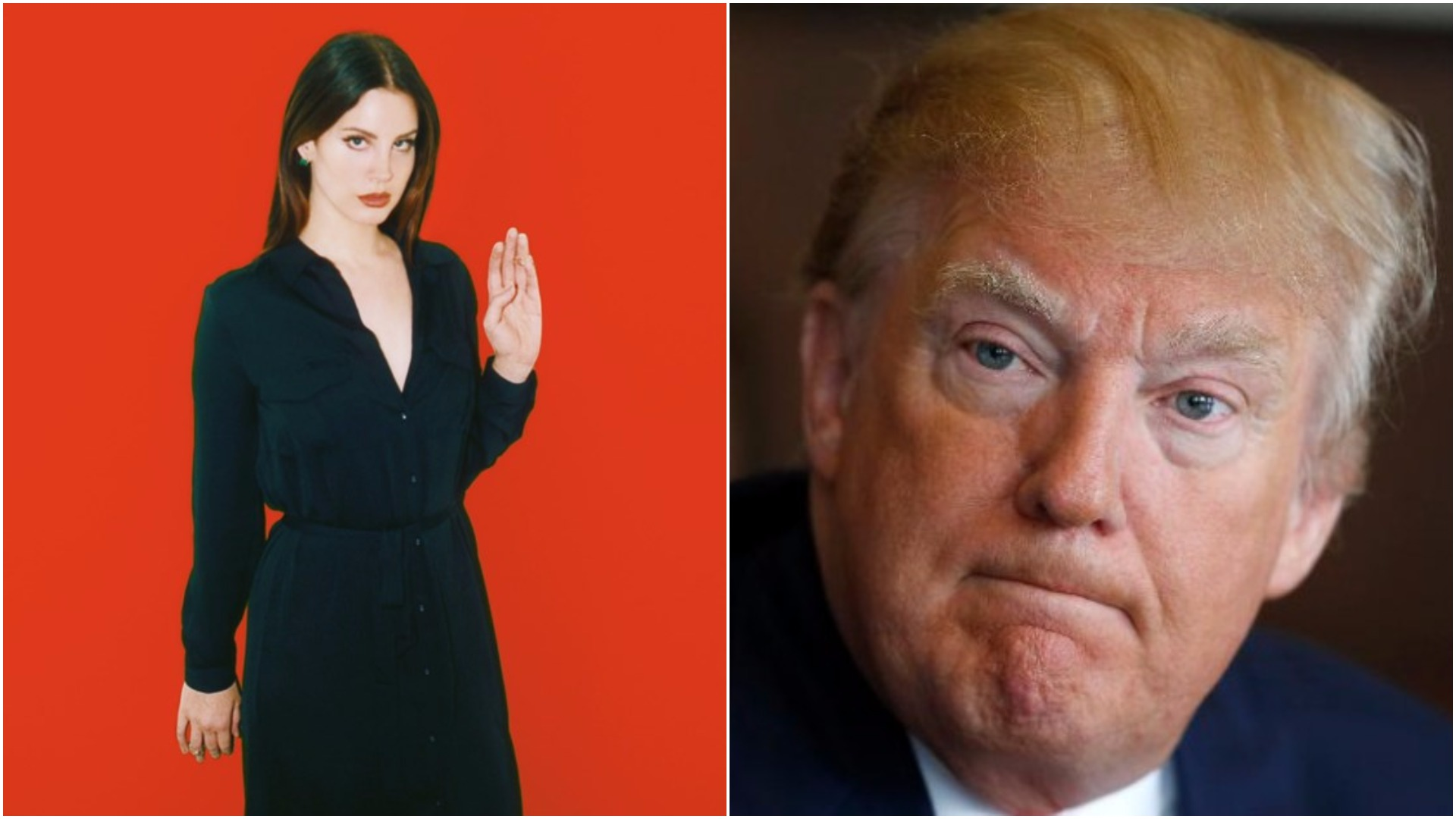 Lana Del Rey 'plans to join in with magic ritual binding spell designed to take out Donald Trump'
