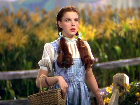 Judy Garland's ex-husband claims star was 'groped' by munchkin actors on Wizard Of Oz