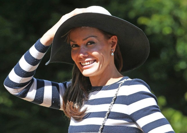 Tara Palmer-Tomkinson has died aged 45 (Picture: REX/Shutterstock)