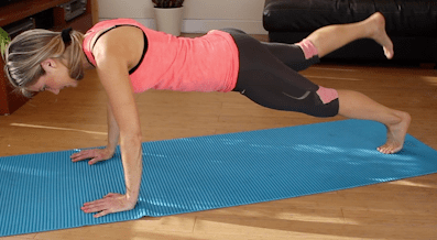 Fit in 4: The 5-minute Pilates routine that carves your core