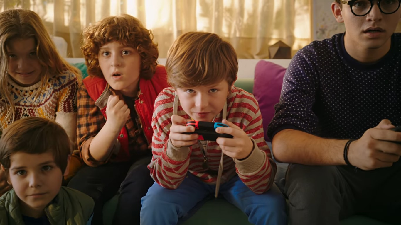 The Nintendo Switch Super Bowl ad is surprisingly great