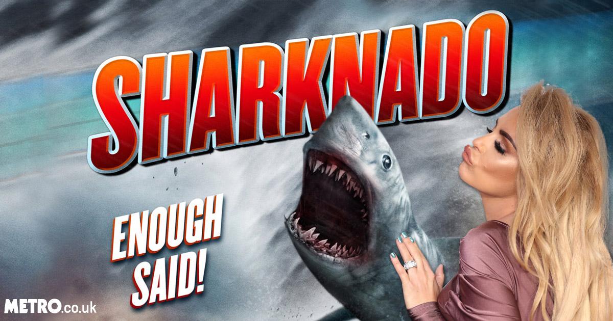 (Picture: Getty/ Sharknado) Katie Price is starring in Sharknado 5