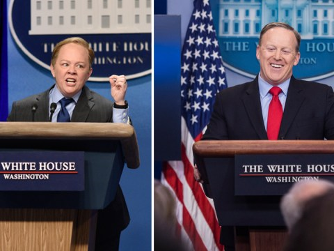 Sean Spicer isn't happy about Saturday Night Live sketch that got his character spot on