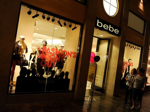 Bebe, home of limited edition Kardashian clothing line, shuts down