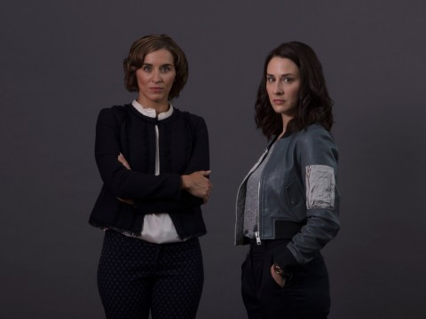 The Replacement's Morven Christie loved working with co-star Vicky McClure – because she's 'not posh'