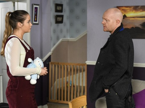 Lauren Branning discovers Max's big secret as EastEnders airs a double episode tonight?