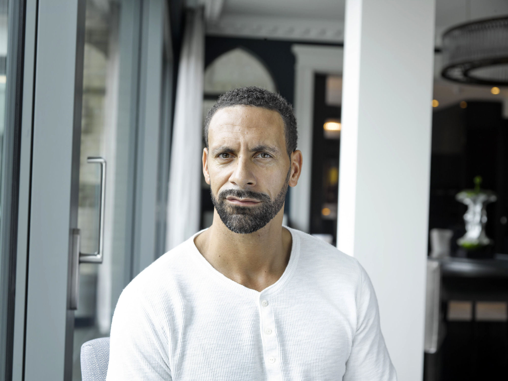 Russell Brand and James Corden lead praise for Rio Ferdinand's 'brave' documentary Being Mum And Dad