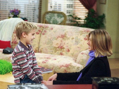 Ben from Friends said it was hard to work with Jennifer Aniston because he was 'so in love with her'