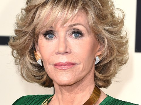 Jane Fonda loves to read pornographic novels – just not Fifty Shades