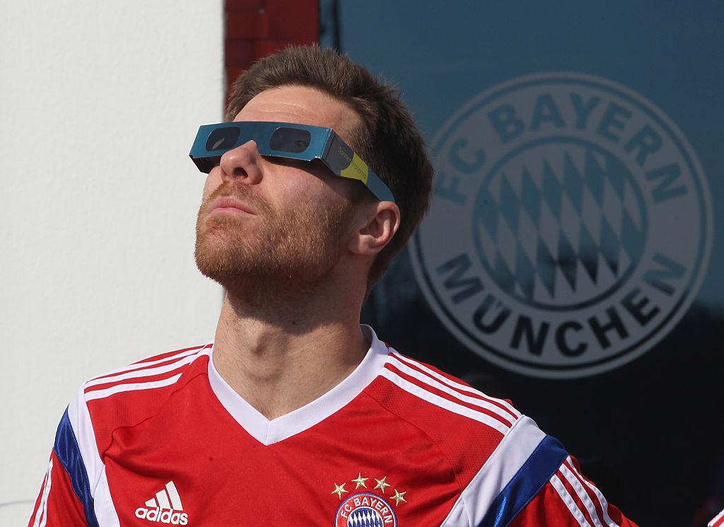 Granit Xhaka lined up as potential Xabi Alonso replacement at Bayern Munich, suggests Ottmar Hitzfeld