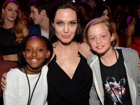 Angelina Jolie says 'there's nothing else to fear' and is focused on looking after her children