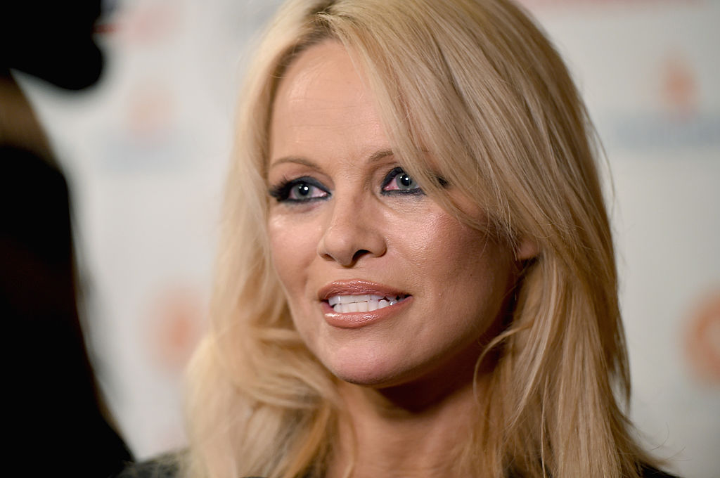 Pamela Anderson claims women are faking orgasms more often just to get it all over with
