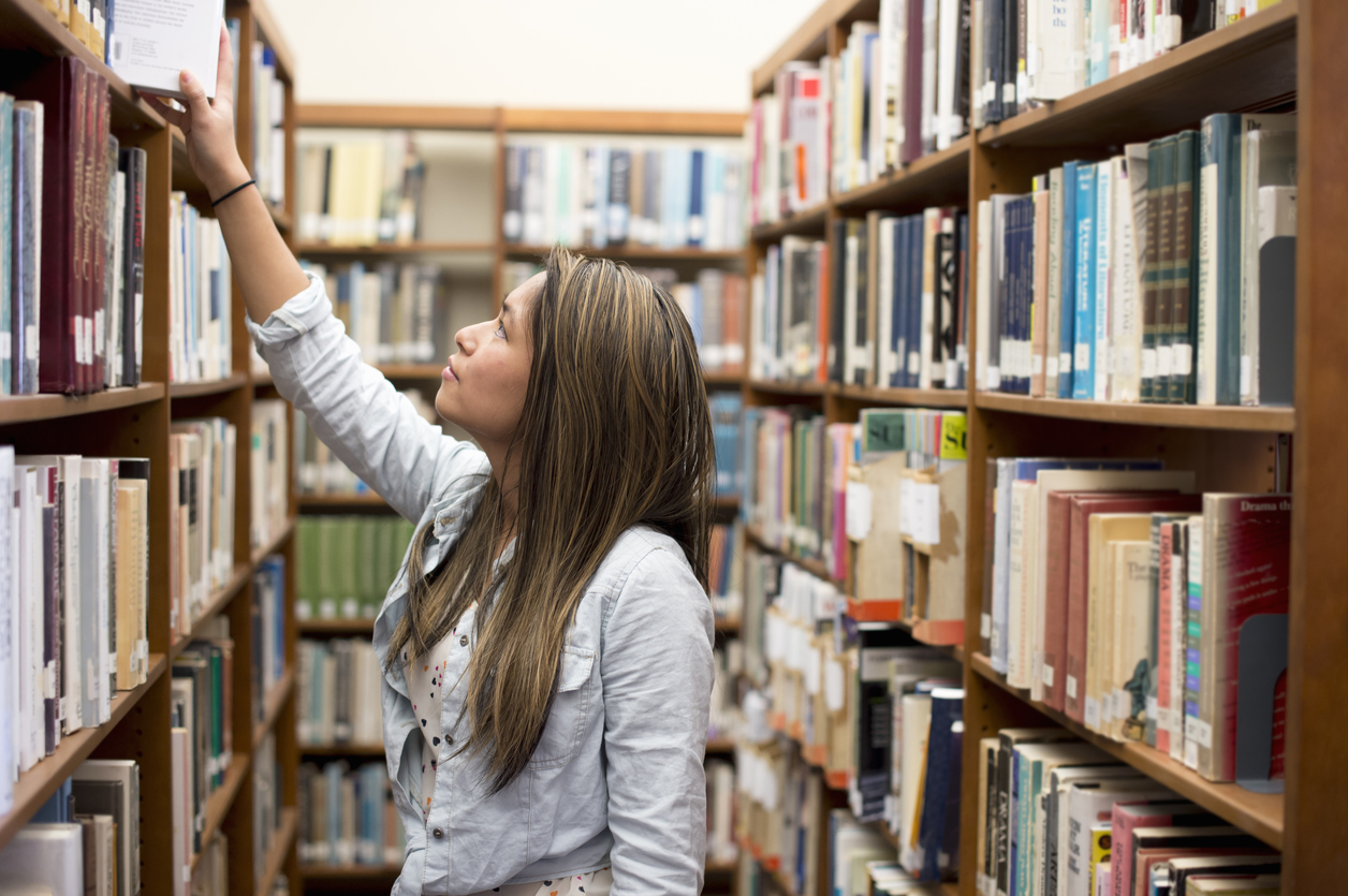 12 reasons to love a good library