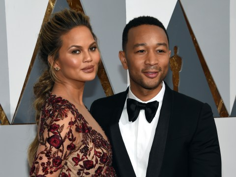John Legend admits that Chrissy Tiegen's battle with postnatal depression 'scared' him