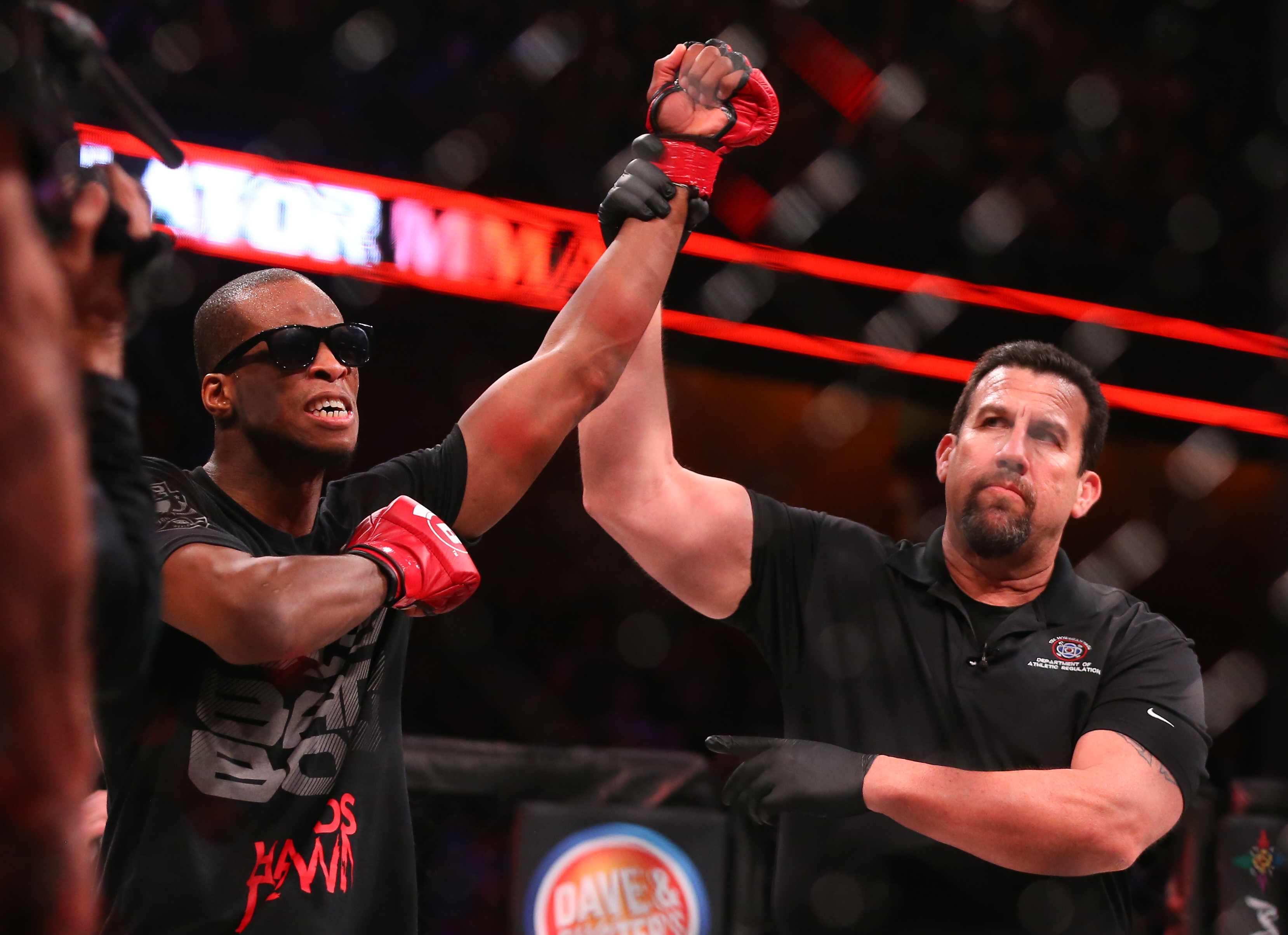 Michael Venom Page insists he has lost all respect for Paul Daley after Bellator 179 altercation