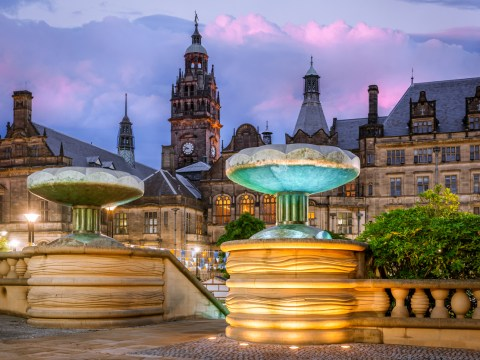 Why you should visit Sheffield and the Peak District, not Cornwall or Bath, this weekend