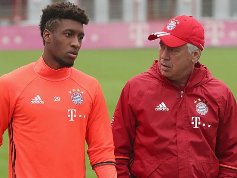 Carlo Ancelotti sends message to Chelsea over £43m transfer pursuit of Kingsley Coman