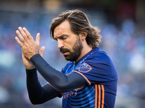 Antonio Conte is the best coach in the world, insists Andrea Pirlo