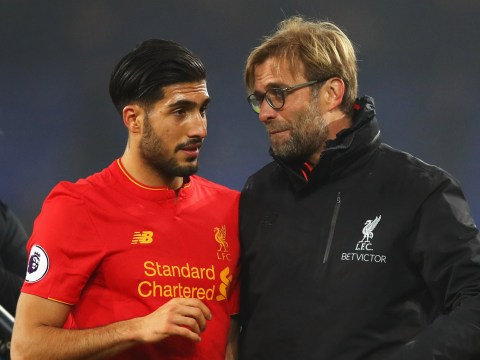 Emre Can's contract standoff with Liverpool being watched closely by Juventus
