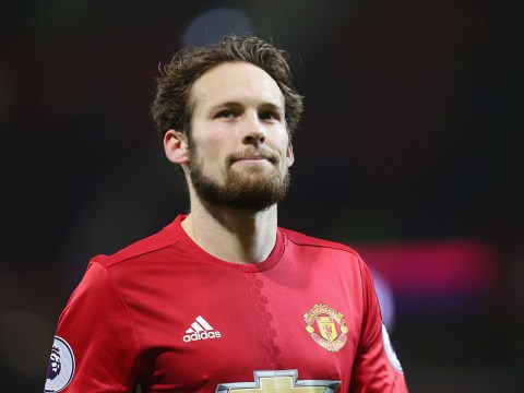 Daley Blind admits Manchester United must be realistic about the Premier League