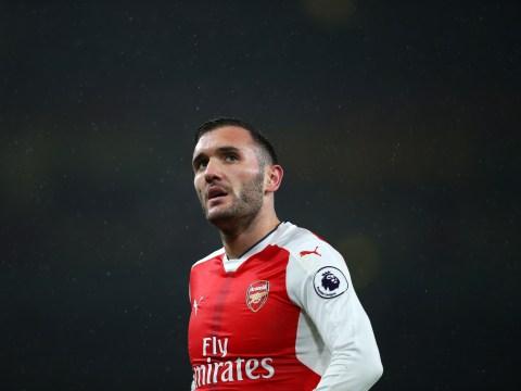 Arsenal striker Lucas Perez ready to seal transfer away this summer