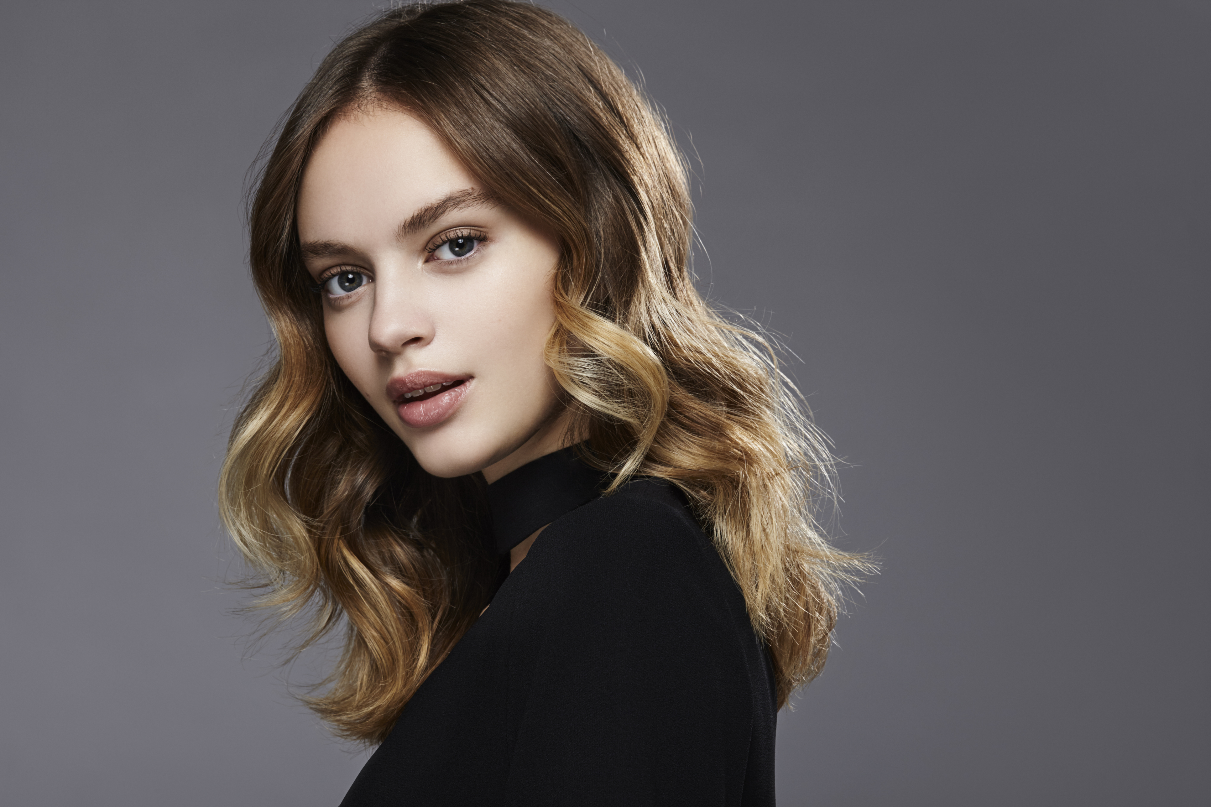 10 beautiful styling ideas to make the most of your ombre hair