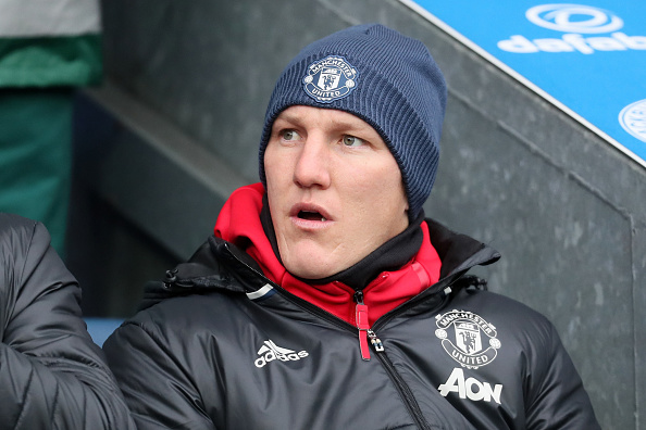 Manchester United stars resented Bastian Schweinsteiger in first season at club