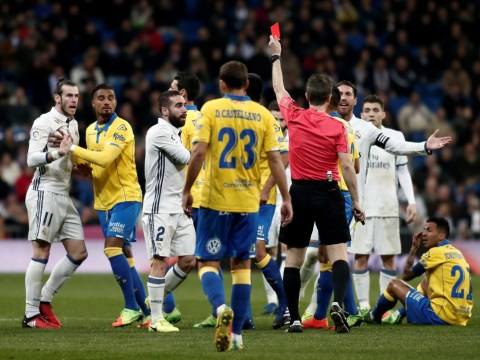 Gareth Bale warned by Real Madrid teammate Marcelo after red card madness