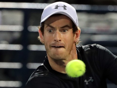 Andy Murray survives epic 20-18 tie-break to reach semi-final of Dubai Duty Free Tennis Championships