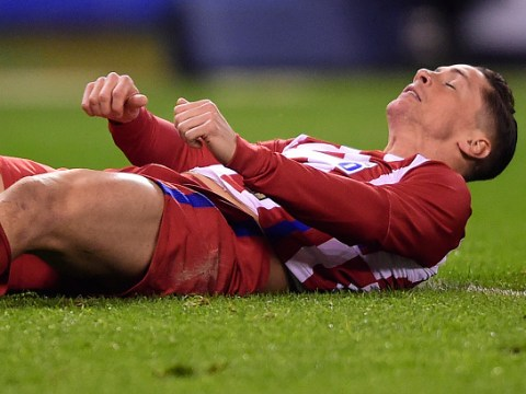 Fernando Torres says sickening clash of heads was nothing more than a scare