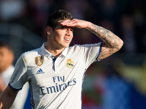 Bayern Munich ready to challenge Chelsea for James Rodriguez