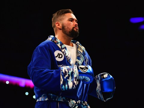 Eddie Hearn expects Tony Bellew to fight again before the end of the year