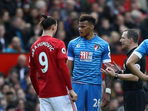 Tyrone Mings 'upset' after FA ban him for stamp on Manchester United star Zlatan Ibrahimovic