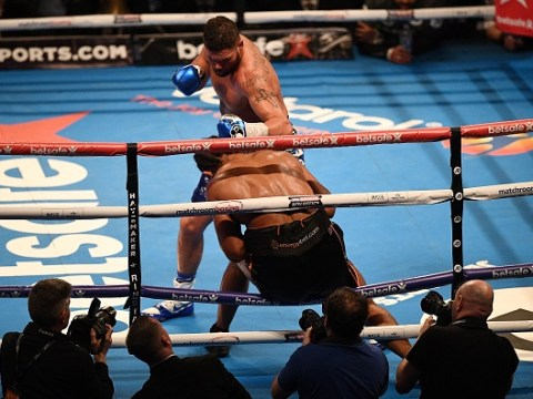 Tony Bellew visits surgeon to get right hand checked out after David Haye fight