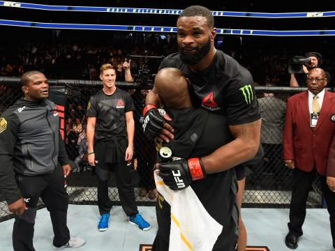 Tyron Woodley edges Stephen Thompson to retain title at UFC 209