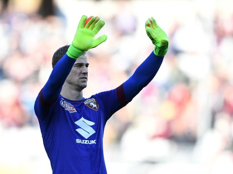 Liverpool transfer target Joe Hart admits he doesn't expect to return to Man City