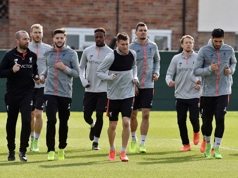 Liverpool captain Jordan Henderson absent from training ahead of Burnley game