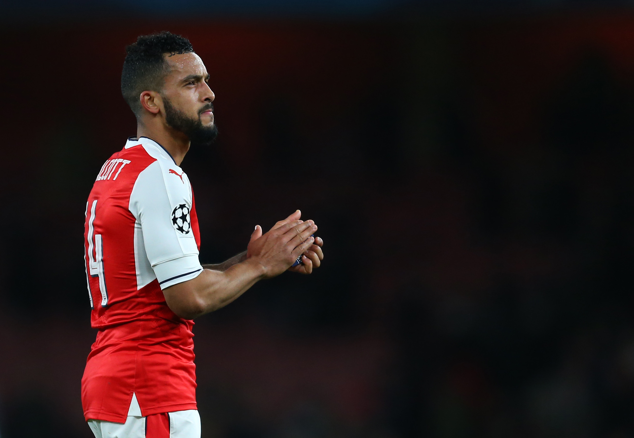 Theo Walcott's Arsenal form improved after nailing down wing role, says Arsene Wenger