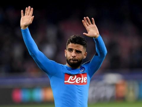 Arsenal transfer target Lorenzo Insigne blames Napoli over potential exit