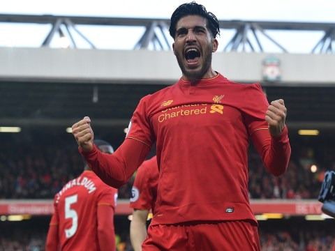 Emre Can is happy at Liverpool, insists manager Jurgen Klopp