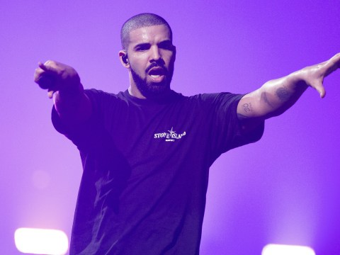 A Drake fan broke into his home and raided his fridge for bottled water