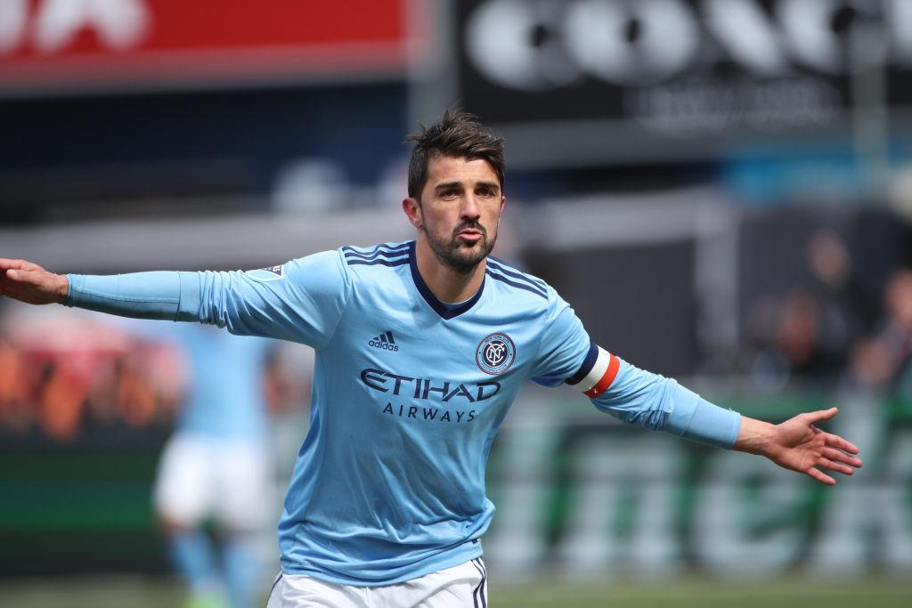 MLS matchday 2 review: David Villa inspires New York City, LA Galaxy lose again, Sebastian Giovinco forced off in Toronto draw