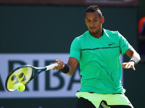 Indian Wells: Nick Kyrgios forced to pull out of quarter-final clash with Roger Federer due to illness