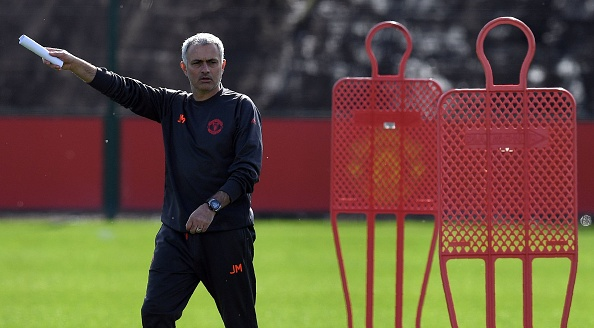 Manchester United trio training separately from rest of squad ahead of Rostov clash