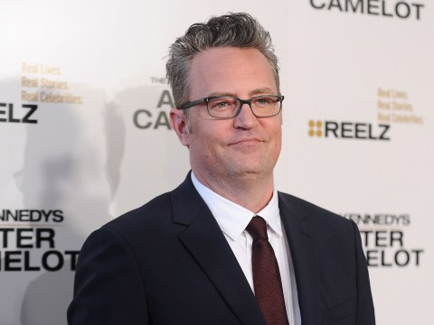 Matthew Perry reveals he once 'beat-up' Canadian Prime Minister Justin Trudeau