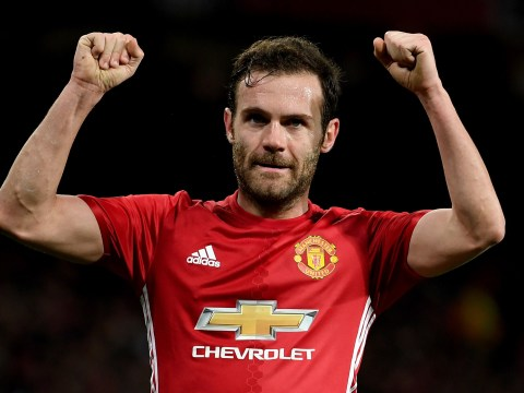 Jose Mourinho explains special reason why Juan Mata starts ahead of Anthony Martial and Jesse Lingard for Europa League final