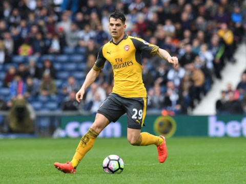Arsenal are on the same level as Bayern Munich, says Granit Xhaka