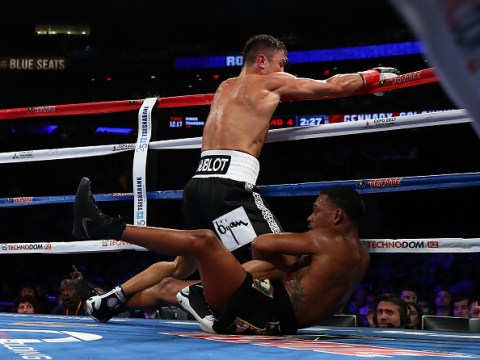 Gennady Golovkin wins – but fails to knock out opponent for first time since 2008